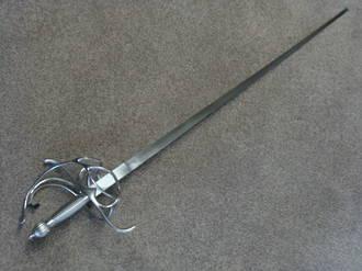 Hanwei Practical Rapier Sword- SH1099