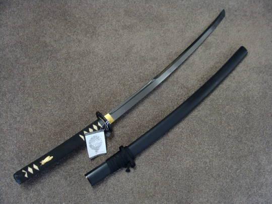 Hanwei Raptor Katana, Unokubi Zukuri  Sword- SH2415