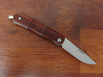 Mcusta Susu-Take Money Clip Neck Knife