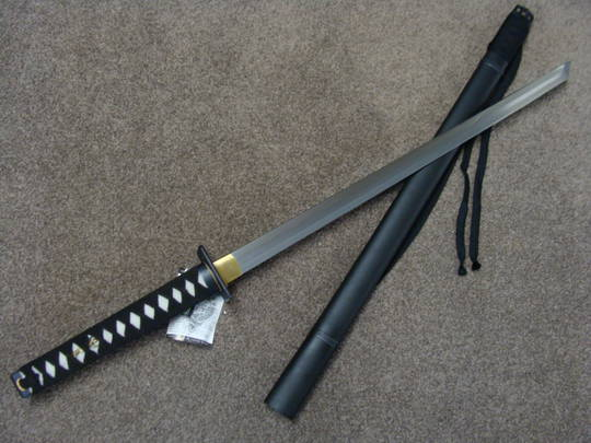 Hanwei Practical Shinobi Ninja-To Sword - SH1071