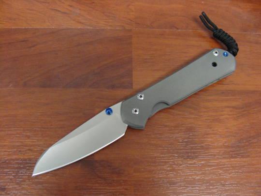 Chris Reeve Large Sebenza 21 Insingo Folding Knife
