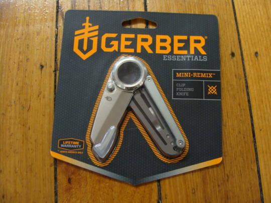 Gerber Mini Remix Folding Knife