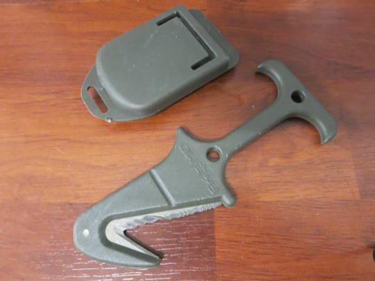 Fox Knives USA Rescue Emergency Tool OD green