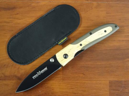 Fox Knives Aria Gentleman Folder 487BT