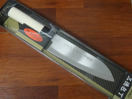 Due Cigni  Japanese Professional Santoku Knives