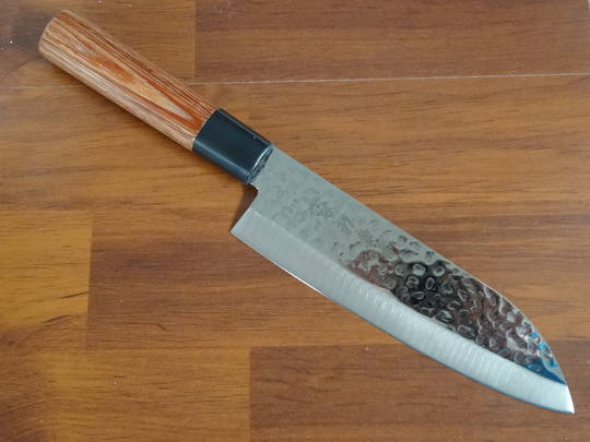 Kanetsune KC952 Santoku Knife 165mm