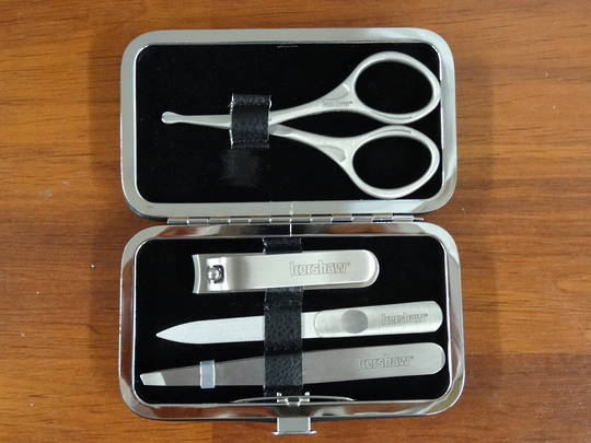 Kershaw 4 Piece Manicure Set