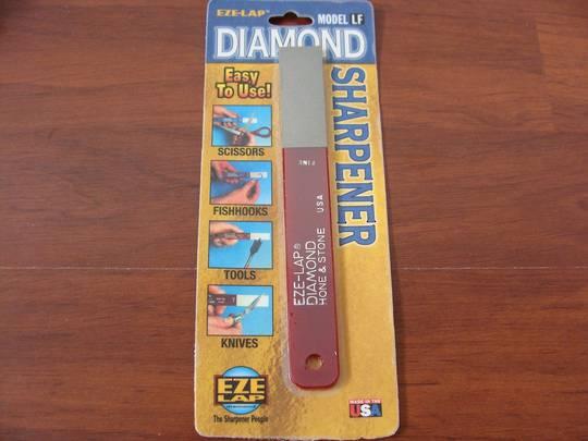 Eze-Lap Economy Diamond Sharpener - Fine