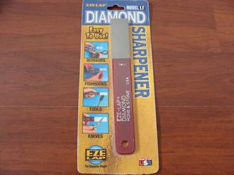 Eze-Lap Economy Diamond Sharpener Medium/Fine/Super Fine