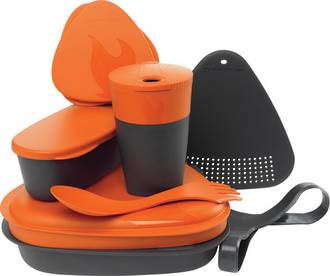 Light My Fire Mealkit 2.0 Orange
