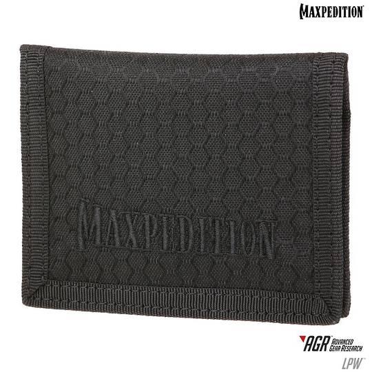 Maxpedition ARG LPW Low Profile Wallet - Black