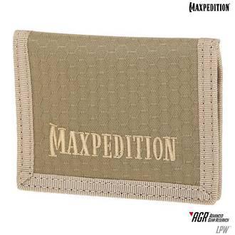 Maxpedition ARG LPW Low Profile Wallet - Tan
