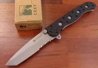 CRKT M16-10Z Tanto Serr. Folding Knife