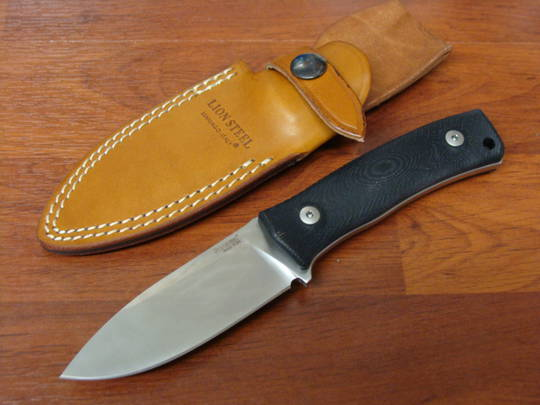 LionSteel M4 Hunter Fixed M390 Steel, G10 Handles