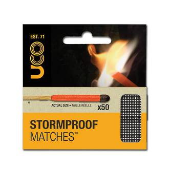 UCO Stormproof Waterproof Matches 50 pack
