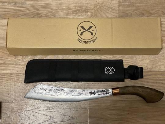 """MyParang Duku Chandong 10"""" Knife"""