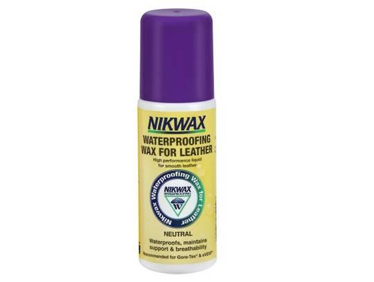 Nikwax Waterproof Wax for Leather (liquid) 125ml