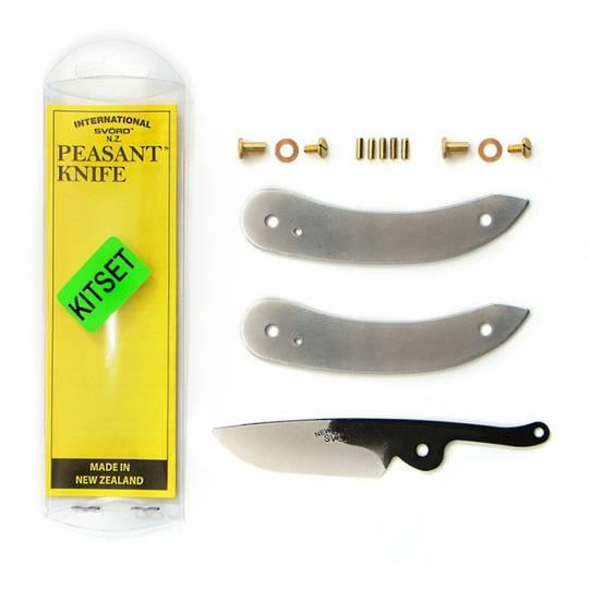 """Svord Peasant 3"""" Kitset Knife"""