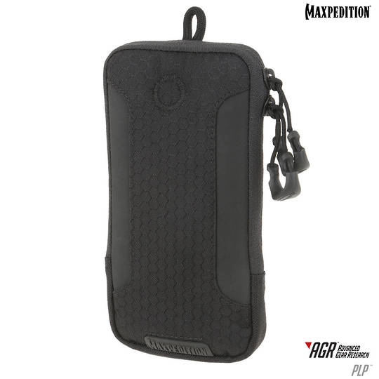 Maxpedition PLP iPhone 6 Plus, iPhone 7 or 8 Plus Pouch, Black
