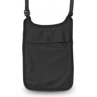 Pacsafe Coversafe S75 - secret neck pouch Black
