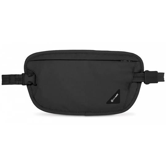 Pacsafe Coversafe X100 - anti-theft RFID blocking waist wallet Black