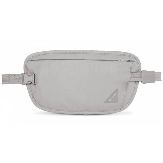Pacsafe Coversafe X100 - anti-theft RFID blocking waist wallet Grey