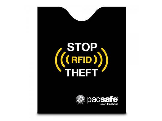 Pacsafe RFIDsleeve™ 50 RFID-blocking passport protector
