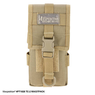 Maxpedition TC-2 Pouch - Khaki