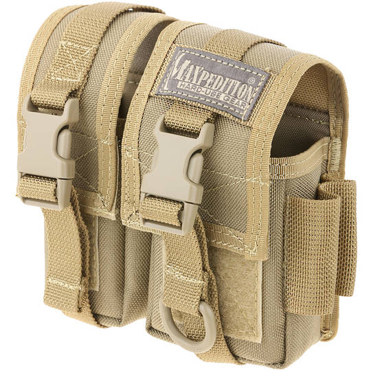 Maxpedition TC-7 Pouch - Khaki