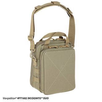 Maxpedition Incognito™ Duo ~ Khaki