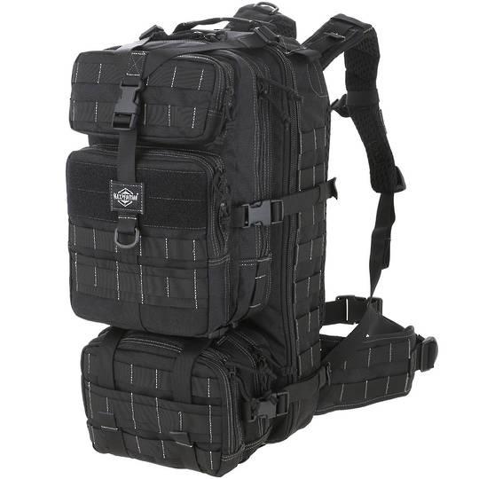 Maxpedition Gyrfalcon Backpack - Black