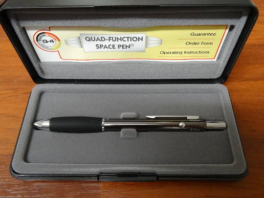 Fisher Space Pen Q4