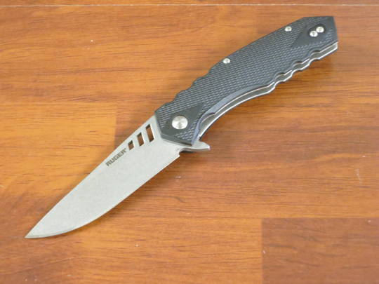 CRKT Ruger Knives Follow-Through Compact Folding Knife - R1703