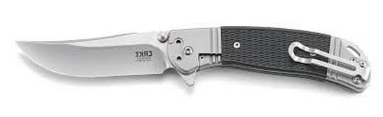 CRKT Ruger Knives Hollow Point P Frame Lock Folding Knife - R2301 no box