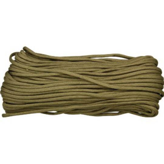100ft 550 Parachute Cord/Paracord - Coyote Brow