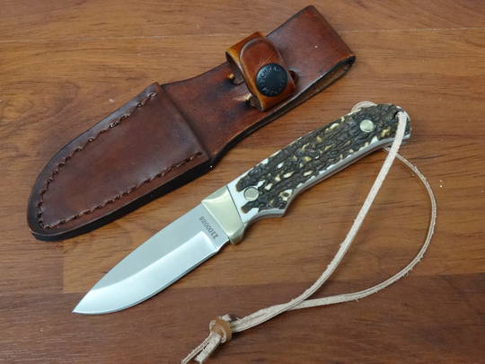 Schrade Uncle Henry Fixed Blade