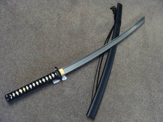 Hanwei Musashi XL Light Katana Sword - SH6003LGF