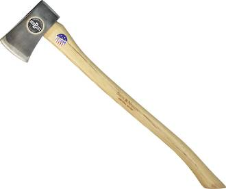 Snow & Nealley Our Best Single Bit Axe W/Sheath
