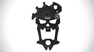 SOG Mac-V Multi-Tool, Hardcased Black