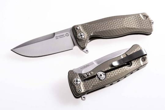 LionSteel SR22 Titanium - Bronze