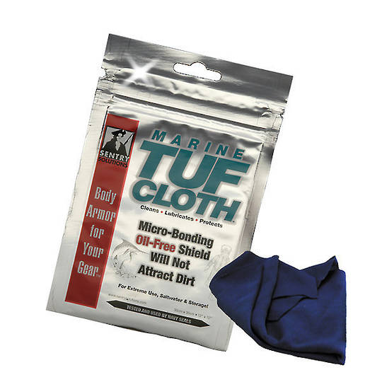 Sentry Marine Tuf-Cloth, 12 x 12 in