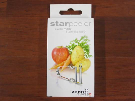 Zena Star All Purpose  Peeler Swiss made