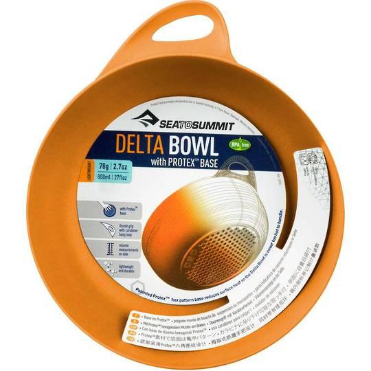 Sea to Summit Delta Bowl- Orange
