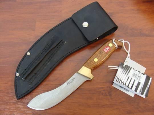 Svord Deluxe Curved Skinner Knife - 677BB