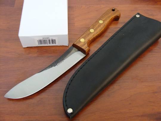 "Svord Farmers 9"" Fixed Hardwood Handle Knife"