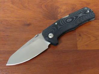 LionSteel TM1 MS Folding Sleipner Steel Blade Micarta Handle