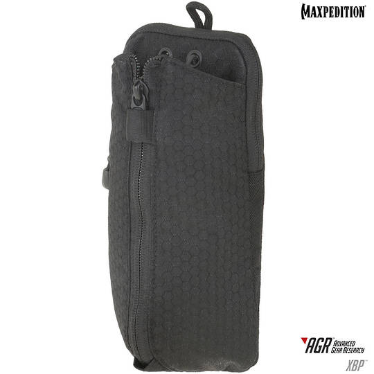 Maxpedition Expandable Bottle Pouch - Black
