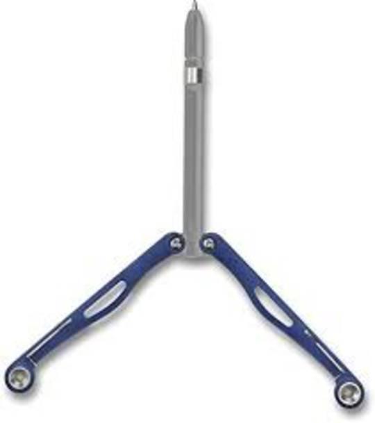 Spyderco BaliYo YCN102Trick Pen Blue Butterfly flip style