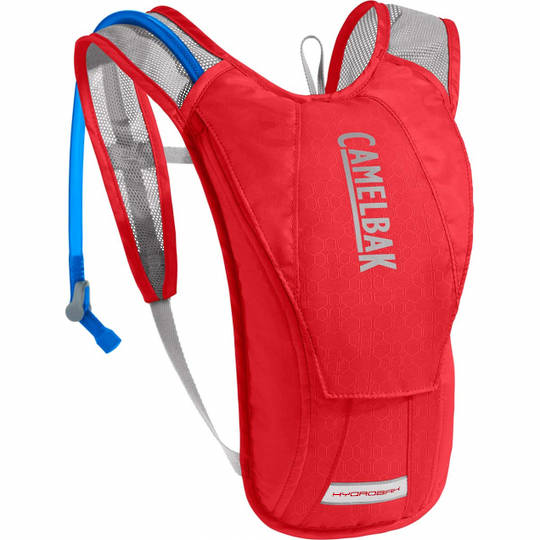 Camelbak Hydrobak Hydration Pack 1.5L Red | Sliver