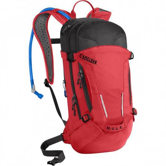 Camelbak Mule Hydration Pack 3L Red/Black